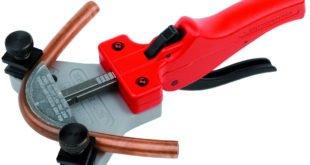 Come piegare un tubo in rame, curva tubi e bender