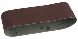 Abrasivi per levigatrici a nastro
