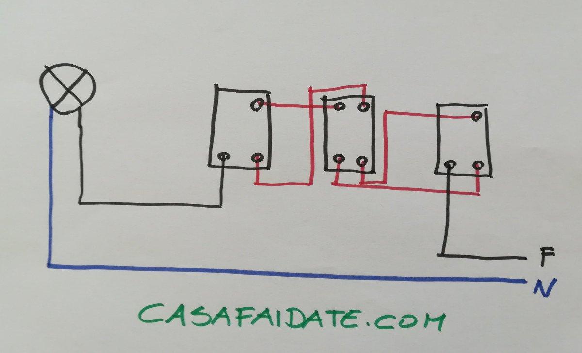 Schema Elettrico Per Collegare Un Relè : Semaforo a relè massari electronics