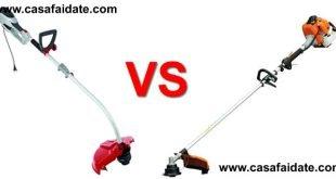 Decespugliatore elettrico o a scoppio: quale acquistare, la guida completa
