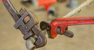 Gli attrezzi dell'idraulico, tutto quello che serve per questo lavoro