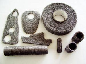 Lana di acciaio