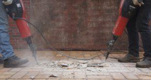 Guida all'uso del martello demolitore