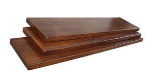 Mensola in legno