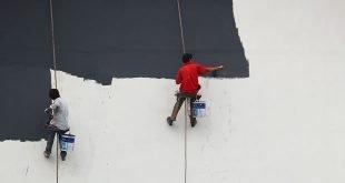 Pitturare di bianco una parete con colori accesi? Si può, ecco i consigli