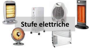 Stufa elettrica. Quanto consuma? Efficienza energetica delle varie tipologie in commercio