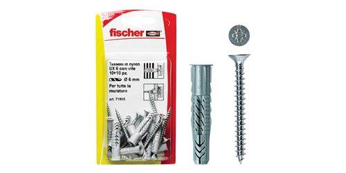 Tasselli Fischer UX10