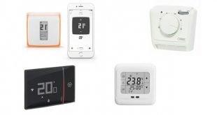 Scegliere un termostato o un cronotermostato, cosa sono e quali sono le differenze